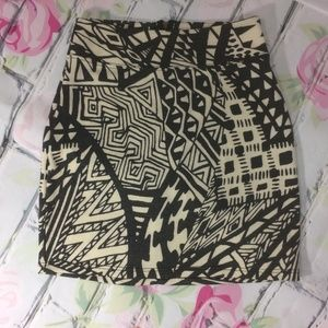 Silence + Noise Urban Outfitters Mini Skirt Small